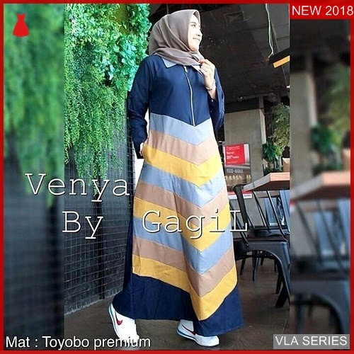 VLA037V129 Model Dress Venya Bd Murah BMGShop