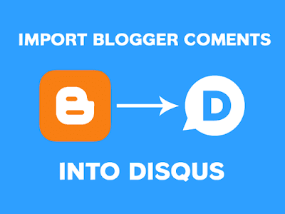 blogger to disqus comments