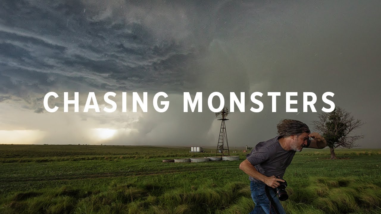 Nick Moir tracks America's wildest tornadoes to capture the images of nightmares