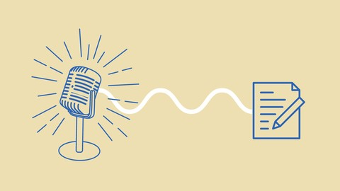 Transcription happens Automatically - with Amazon Transcribe