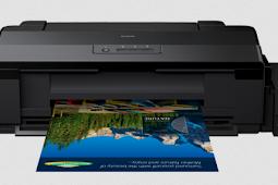 Cara Mudah Reset Printer Epson L1800