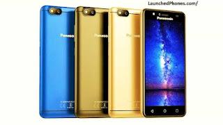 is launched inward Hindustan equally the novel Panasonic smartphone Panasonic P90 Launched amongst dual-Sim capability
