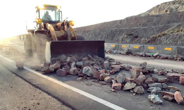 Desmanes de sectores afines al MAS demandará un gasto de Bs 3 millones por limpieza de vías