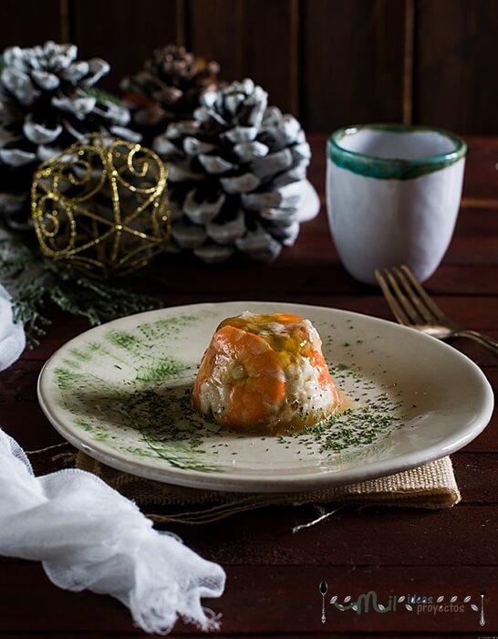 receta especial navidad