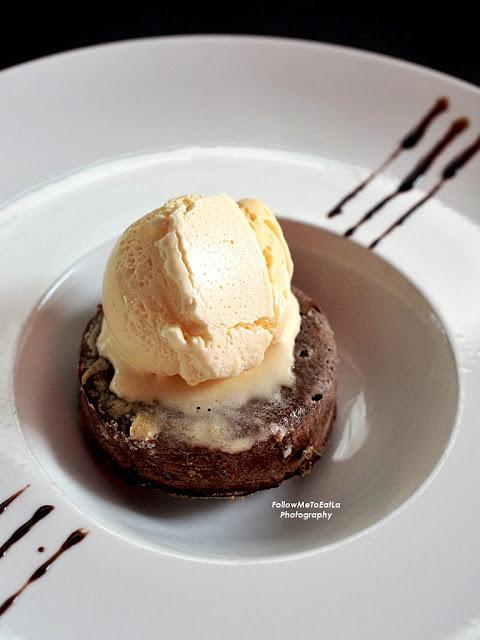 Chocolate Fondant  RM 26