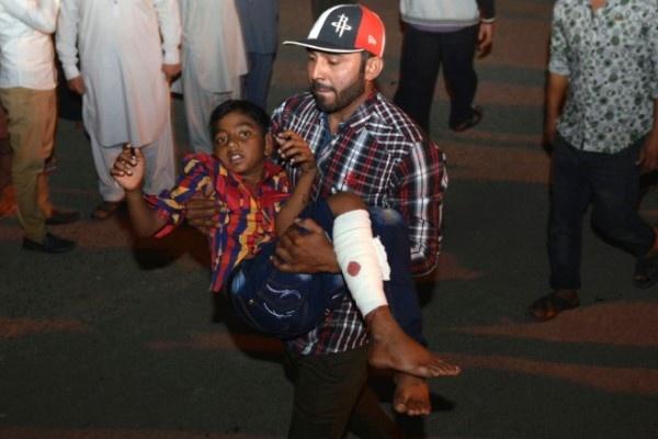Bom Bunuh Diri Serang Umat Kristen di Pakistan Saat Rayakan Paskah, 69 Tewas