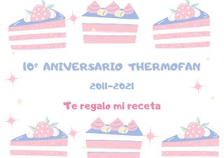 10º aniversario Thermofan