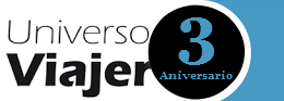Tercer Äniversario de Universo Viajero