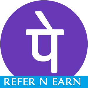 phonepe refer n earn offer
