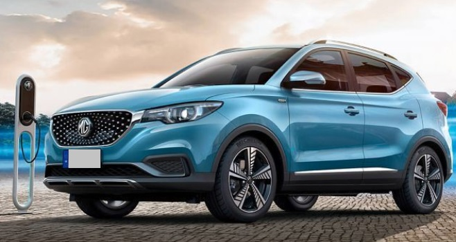 MG ZS EV- Mileage, price, Specification, Features