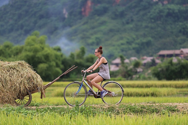 Top best tours for cycling in Vietnam 1