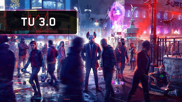 Watch Dogs: Legion Title Update 3.0 is here for PlayStation 4 & 5, Xbox One and Xbox Series X/S | TechNeg