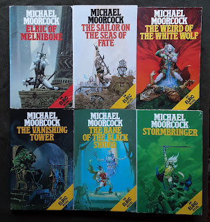 Michael Moorcock - Elric books