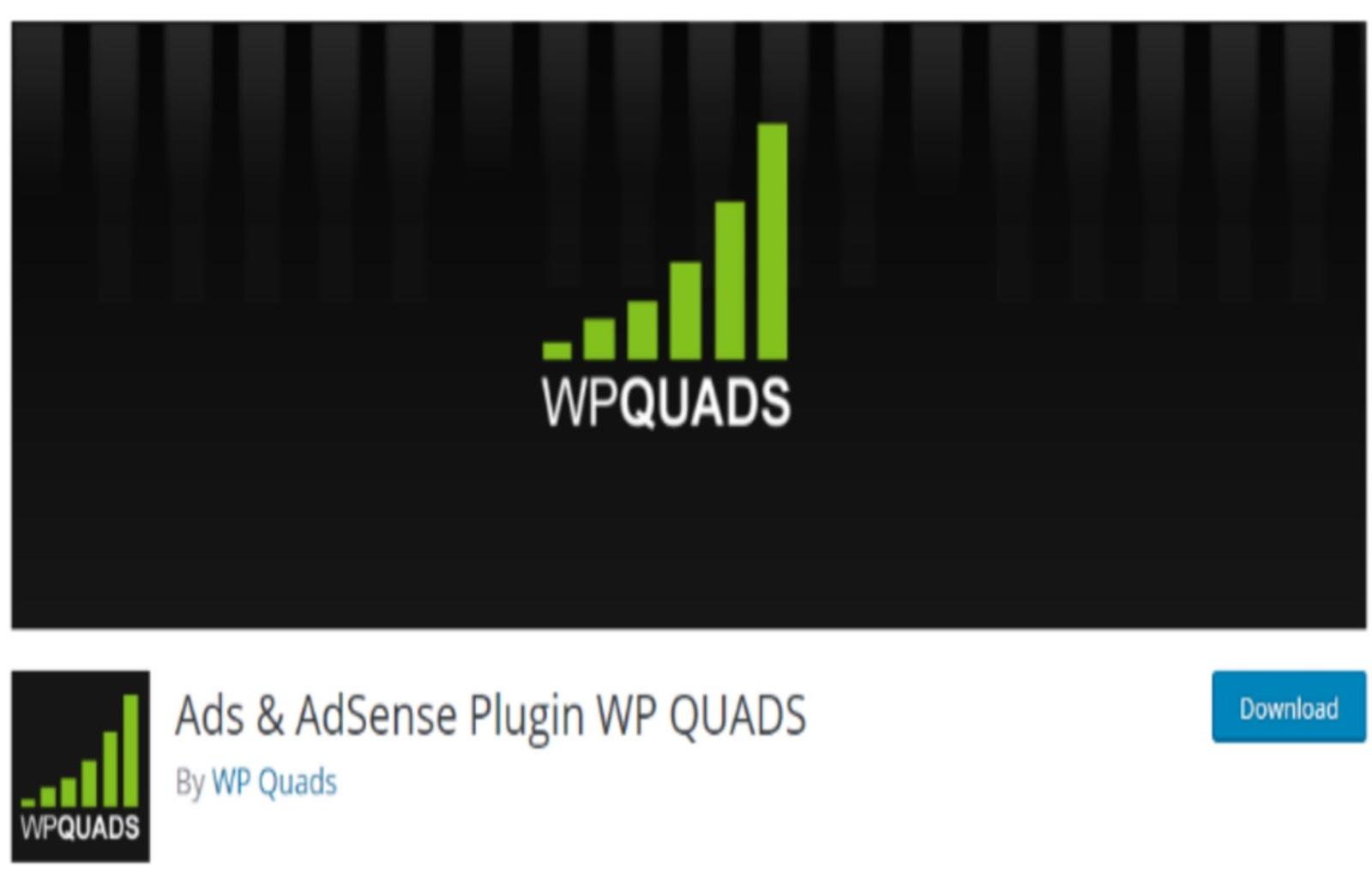WP Quads Adsense WordPress Plugin