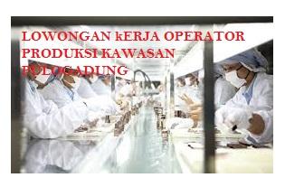 PT. Kemas Indah Maju PuloGadung | Lowongan Operator Produksi November 2016
