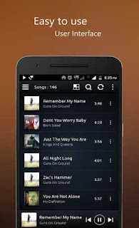 PowerAudio Pro Music Player 9.1.2 android for Apk