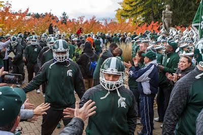 MSU Kickoff Traditions