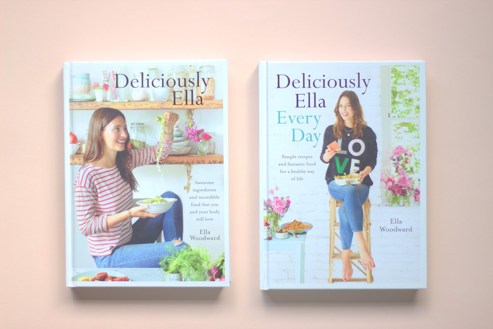 deliciously ella cookbook, plant based eating, vegan, book review