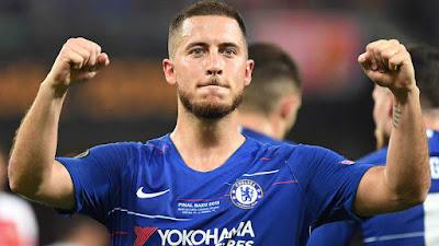 Eden Hazard palabras final Europa League 2019