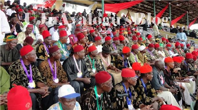 Covid-19: Don't Wear Chinese Face Masks, Use Aba Made – Ohanaeze Warns Ndigbo
