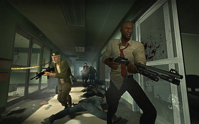 Left 4 Dead game download free for pc compressed