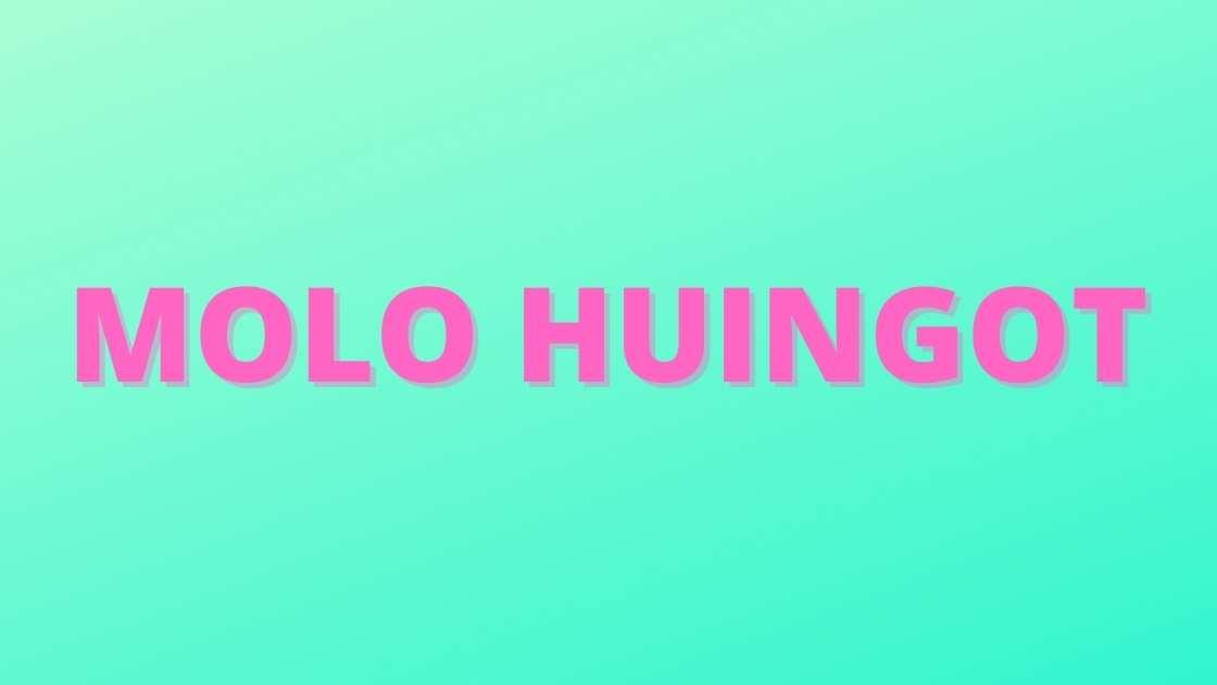 Lirik Lagu Batak Molo Huingot