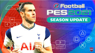 Download PES 2021 PPSSPP Android EPL TEAM Edition Best Graphics HD & Latest Transfers