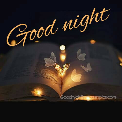 Good Night Heart Love Images Download
