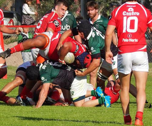 Tucumán Rugby venció, en condición de visitante, 30 - 27 a Los Tarcos