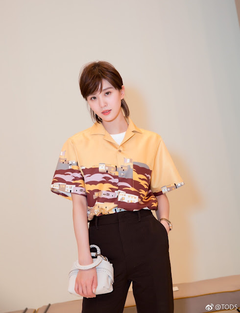 Liu Shishi Paris Fashion Week 2018