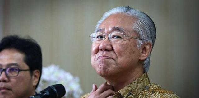 Sebelum Pensiun, Agus Rahardjo Dkk Harus Tangkap Enggartiasto Lukita