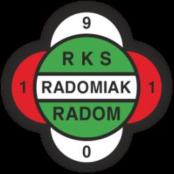 Plantilla de Jugadores del Radomiak Radom - Edad - Nacionalidad - Posición - Número de camiseta - Jugadores Nombre - Cuadrado