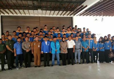 PT INALUM Mengucapkan Selamat Atas Dilantiknya DPD KNPI Batu Bara