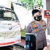 Polda Sulsel Berangkatkan Bantuan Kemanusiaan Ke Sulawesi Barat