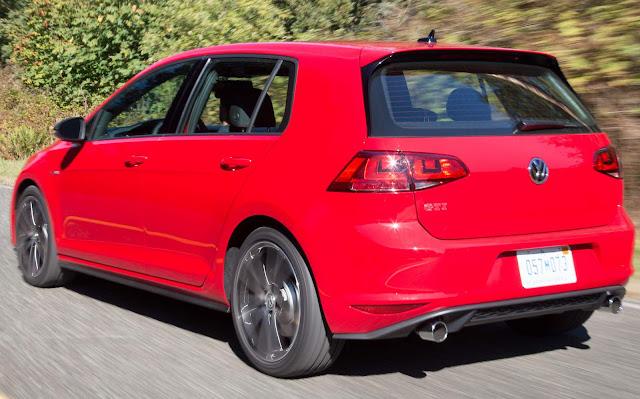 2017 VW Golf GTI Sport