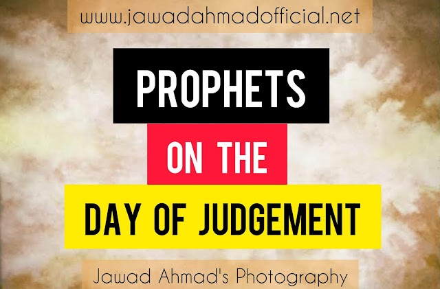 Prophets on the day of Judgement   People on the day of Judgement