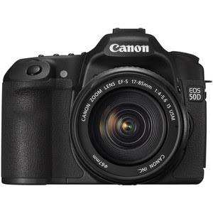 Canon EOS 50D DSLRダウンロードフルドライバー