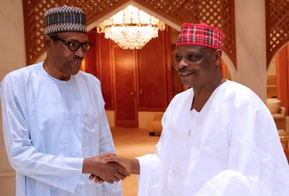 Buhari Seeking More Supporters For 2019; Meets Kwankwaso