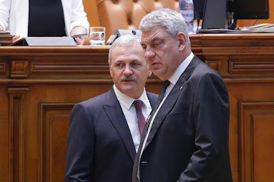 Liviu Dragnea, Mihai Tudose, PSD, Románia, Rovana Plumb, Sevil Shhaideh, Tudose-kormány