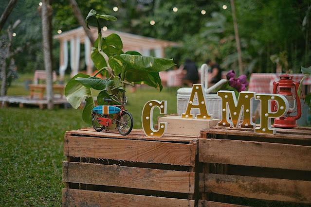 Camp Coffee Jalan Godean