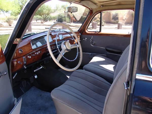 Classic Luxury 1958 Mercedes Benz 220s Auto Restorationice