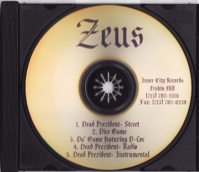 CHICITYMUSIK: Zeus And D-Loc Of Black Militia - Dead