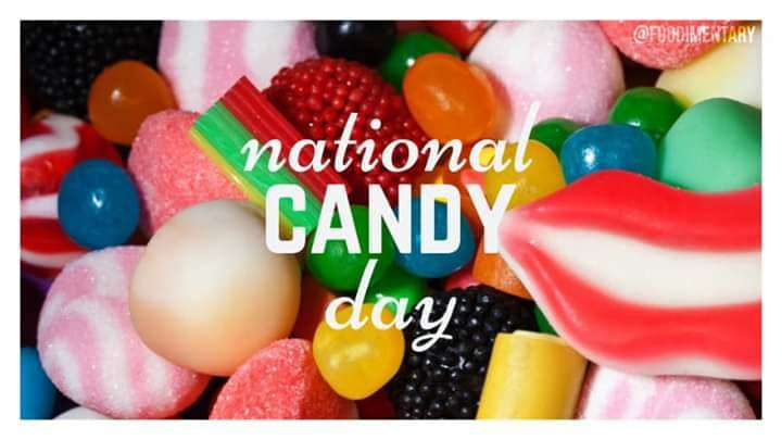 National Candy Day Wishes Beautiful Image