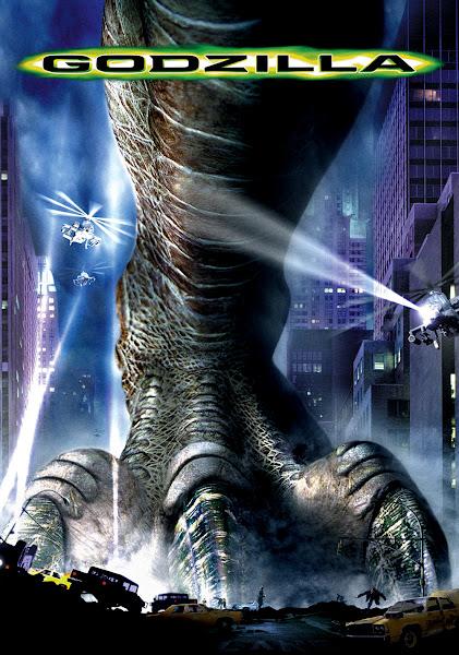 Godzilla 1998 Dual Audio Hindi Dubbed 720p BluRay