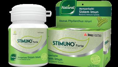 Cintai Tubuh Sehatmu Dengan Minum Stimuno Forte