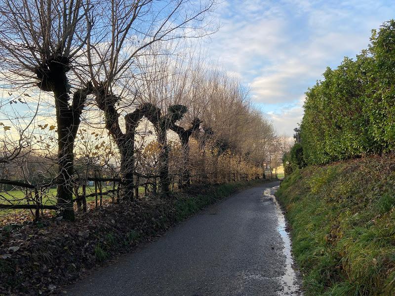 A Walk from Bergamo to Madonna della Castagna