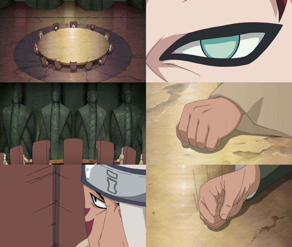 New Anime Capture: Naruto Shippuden - Episode 218 - The Five