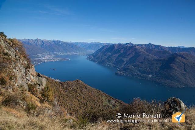 Sponda Ticinese del lago Maggiore