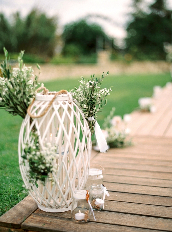 Una boda romántica en Creta en LOVE, LOVE by Chic & Decó
