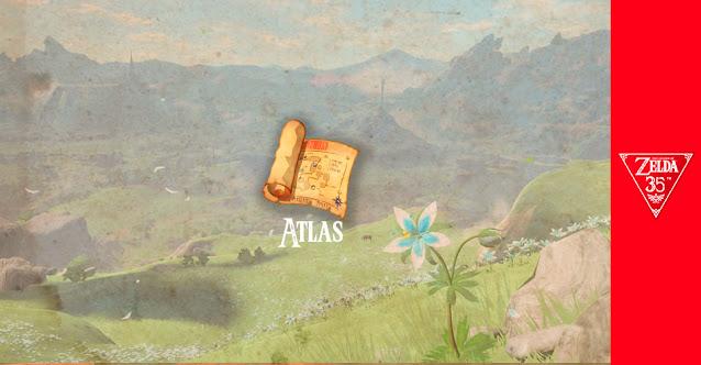 O Atlas de Hyrule: Hyrule Field ao longo dos anos